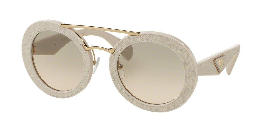 Prada 0PR 15SS Ivory Sunglasses