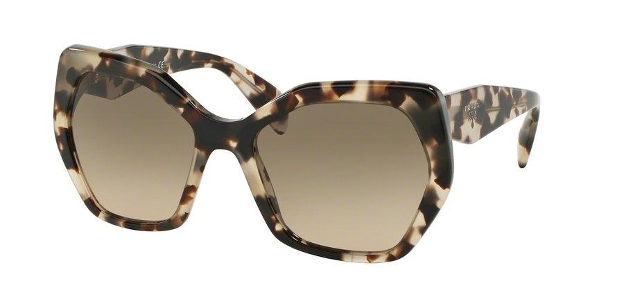 Prada 0PR 16RS Ivory Sunglasses