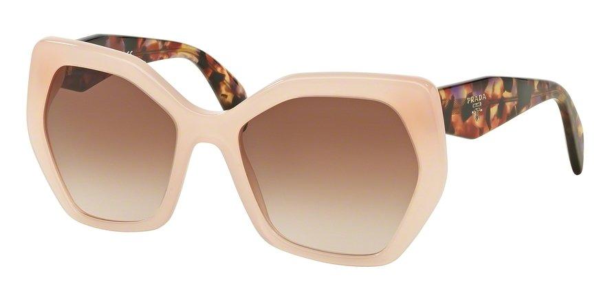 Prada 0PR 16RSF Pink Sunglasses
