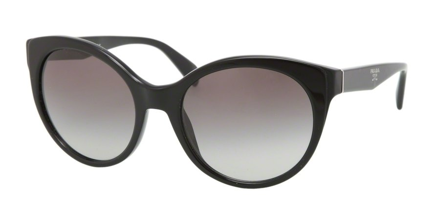 Prada 0PR 23OS Black Sunglasses