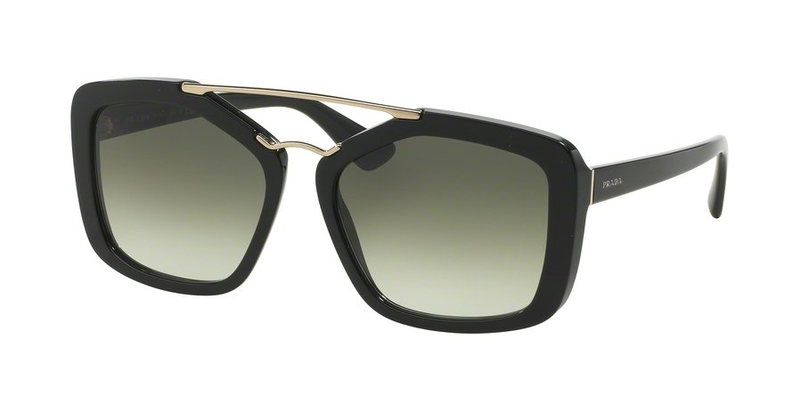 Prada 0PR 24RS Black Sunglasses