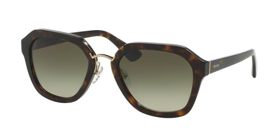 Prada 0PR 25RS Havana Sunglasses