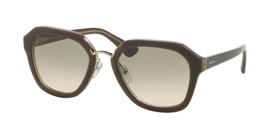 Prada 0PR 25RS Brown Sunglasses