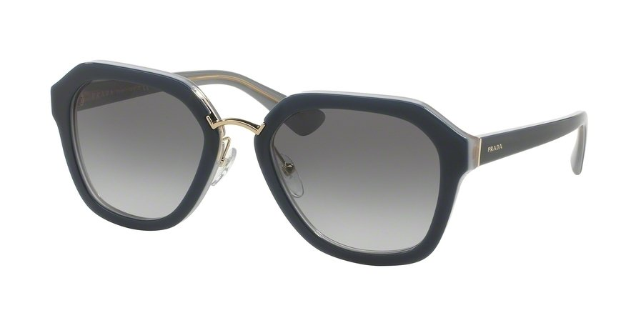 Prada 0PR 25RS Grey Sunglasses