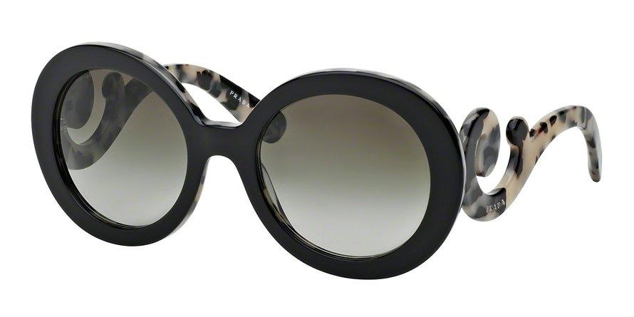 Prada 0PR 27NS TOP BLACKWHITE HAVANA Sunglasses