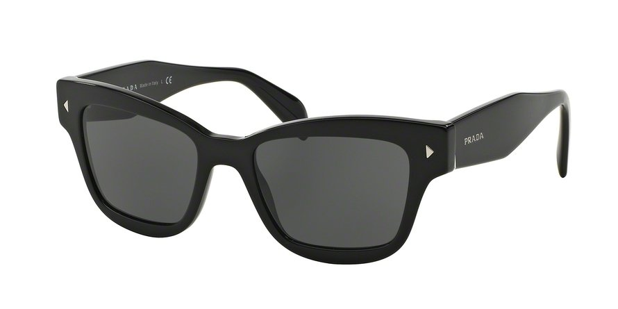 Prada 0PR 29RS Black Sunglasses