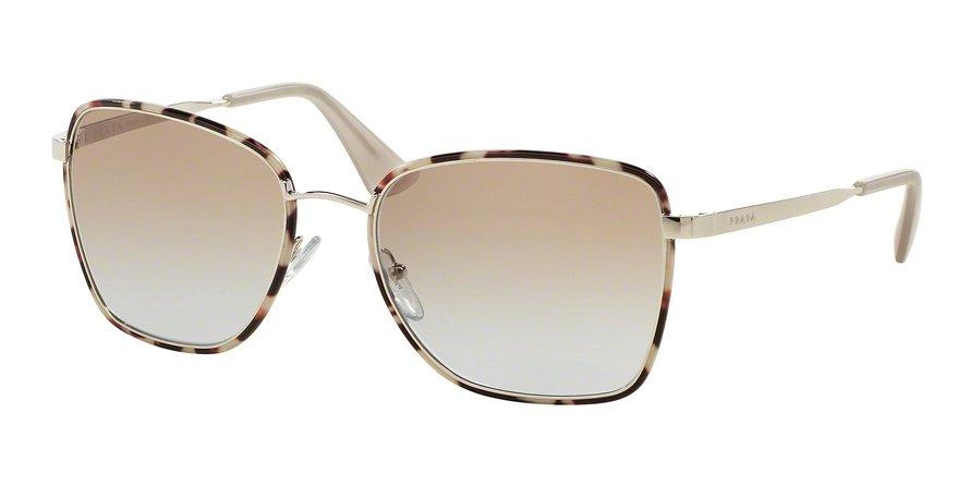 Prada 0PR 52SS Brown Sunglasses