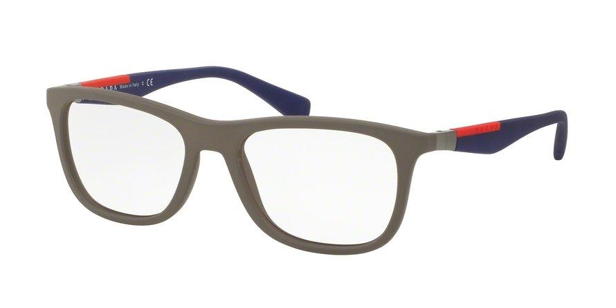 Prada Linea Rossa 0PS 04FV Brown Eyeglasses