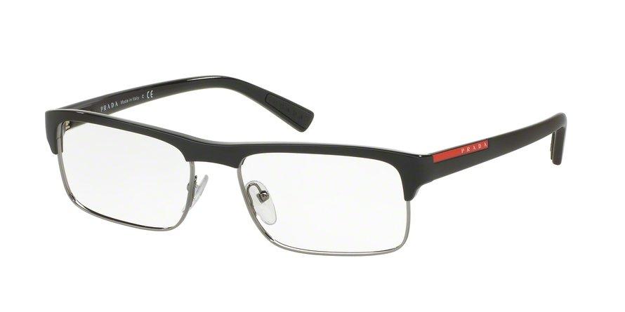 Prada Linea Rossa 0PS 06FV Black Eyeglasses