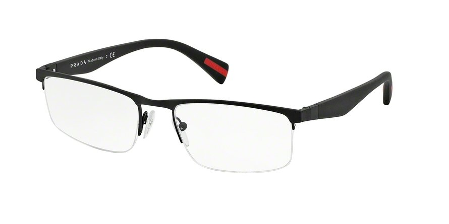 Prada Linea Rossa 0PS 52FV Black Eyeglasses