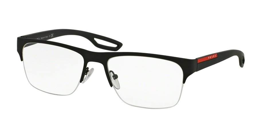 Prada Linea Rossa 0PS 55FV Black Eyeglasses