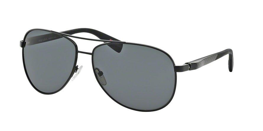 Prada Linea Rossa 0PS 51OS Black Sunglasses