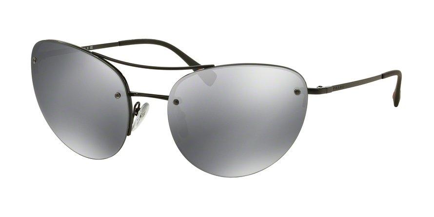 Prada Linea Rossa 0PS 51RS Black Sunglasses