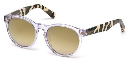 DSQUARED2 DQ0172 RALPH 26P   - crystal / gradient green Plastic