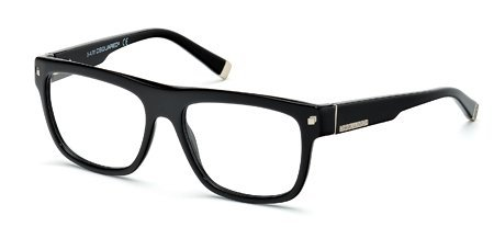 DSQUARED2 DQ5076 001   - shiny black Plastic