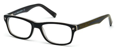 DSQUARED2 DQ5113 005   - black/other Plastic