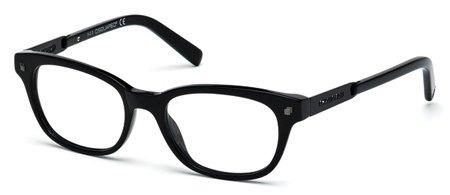 DSQUARED2 DQ40 DQ5140 001   - shiny black Plastic