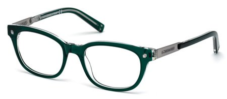 DSQUARED2 DQ40 DQ5140 098   - dark green/other Plastic