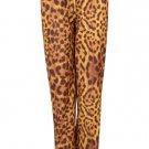 Topshop Ashish Perfomance Leopard Print Ski Pants UK8/12/14 BNWT RRP £120