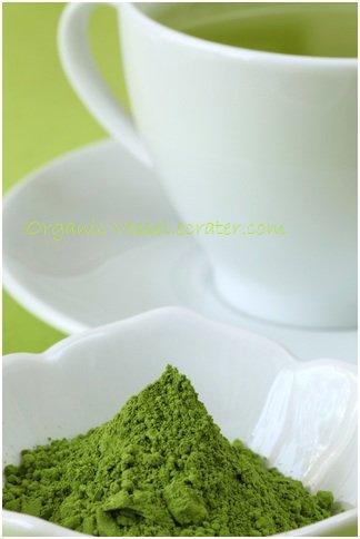 All Natural 天�Organic Matcha Green Tea Powder 200g