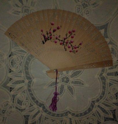 18th Century, Regency, Colonial, Marie Antoinette Fan