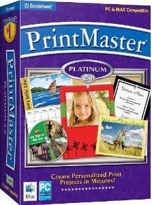 NEW PrintMaster Platinum 2.0