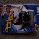 New Argus Quick Clix Mini DCM-099 300K Keychain Digital Camera/PC Camera