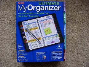 New My Ultimate Organizer