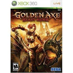 New Golden Axe: Beast Rider [Xbox 360 Game]