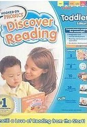 Hoked on Phonics Discover Reading Toddle Edition Brand new sealed