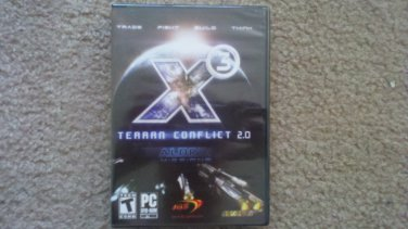 New X3 terran Conflict 2.0 -- PC Game