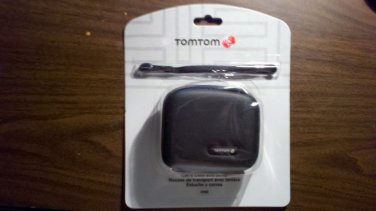 New TomTom ONE Carry Case and Strap