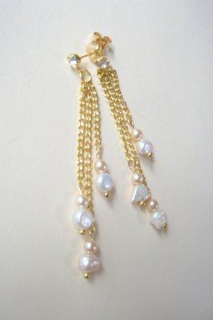 Cascade Freshwater Pearl Earrings