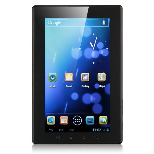 PD10 FreeLander GPS Tablet PC 7 Inch Android 4.0 1.2GHz 1GB RAM 1080P Black80P