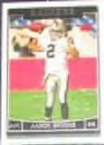 2006 Topps Aaron Brooks #234 Raiders