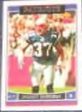 2006 Topps Rodney Harrison #242 Patriots