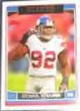2006 Topps Michael Strahan #274 Giants