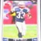 2006 Topps Kevin Faulk #67 Patriots