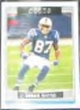 2006 Topps Reggie Wayne #40 Colts