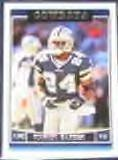 2006 Topps Marion Barber #53 Cowboys