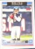 2006 Topps Rex Grossman #8 Bears
