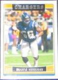 2006 Topps Shawne Merriman #24 Chargers