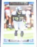 2006 Topps Marcus Trufant #75 Seahawks