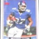 2006 Topps Brandon Jacobs #22 Giants