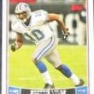 2006 Topps Scottie Vines #32 Lions