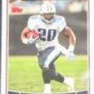 2006 Topps Travis Henry #262 Titans