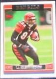 2006 Topps T.J. Houshmandzadeh #167 Bengals