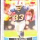 2006 Topps Lee Evans #227 Bills