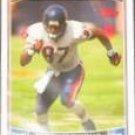 2006 Topps Muhsin Muhammad #211 Bears