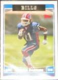 2006 Topps Roscoe Parrish #205 Bills